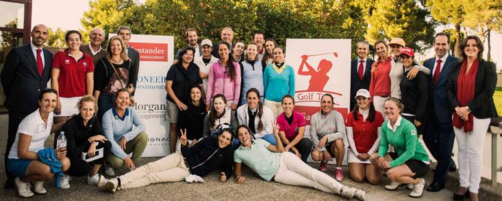 Tras el Masters vuelve el LPGA con las cinco españolas en liza y Creamer y Lee colíderes