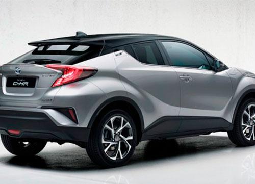 Los nuevos Toyota C-HR, Proace Verso y Hilux
