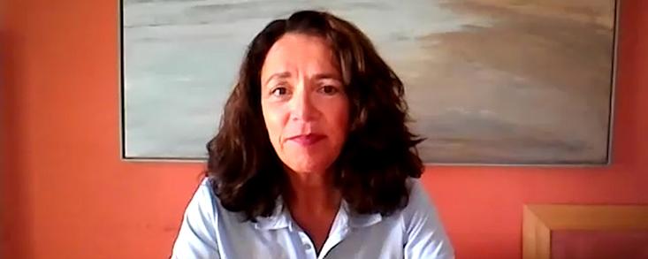 Lola Ruiz: 'El golf va a ser una buena oportunidad para el turismo que busca seguridad'
