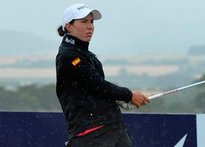 Cuarto top ten de Carlota Ciganda que acaba quinta en Escocia