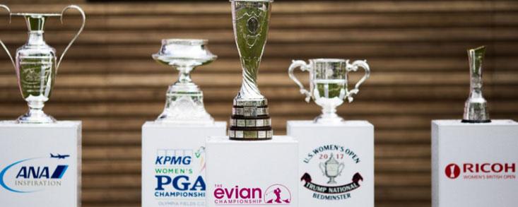 Muñoz, Ciganda y Recari en busca del primer Major femenino para el golf español