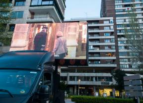 Villacís presenta la campaña 'Cine de Balcón'