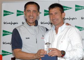 Javier Pinedo, scratch, y Carlos Martínez, hándicap, ganadores televisivos