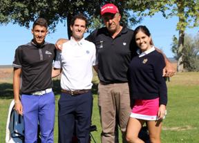 El Seve Ballesteros PGA Tour se estrena en Ciudad Real
