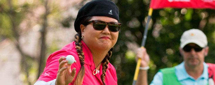 Christina Kim busca la magia del año pasado