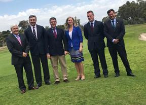 La AECG traslada al ministro Álvaro Nadal la fuerza del golf para el Turismo