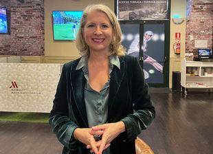 """Claudia Hernández: """"El golf en España genera 13.000 millones de euros"""""""