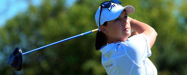 Caroline Masson se estrena en la LPGA