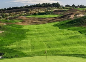 El Open de España en un campo más corto pero más exigente