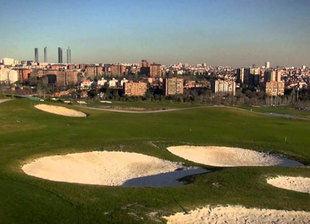 Así es el escenario del Open de España 2018 a vista de pájaro