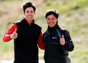 Pep Anglés y Borja Etchart logran clasificarse para el Valderrama Open de España