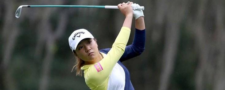 Lidya Ko (-7) colidera el torneo en una segunda jornada incompleta suspendida por la lluvia