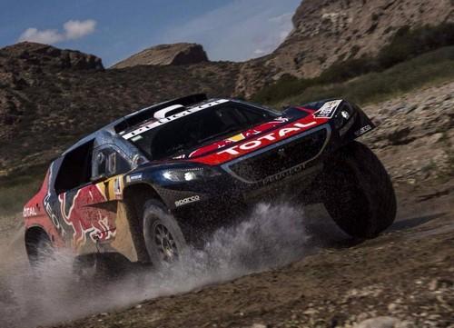Peugeot domina el Dakar tras la sexta etapa