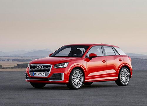 Todocamino juvenil: Audi Q2
