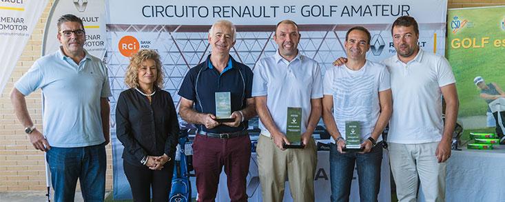 Golf Colmenar acoge el Circuito Renault