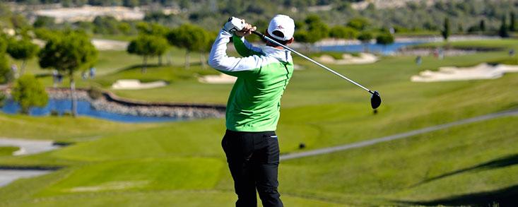 Las Colinas Golf & Country Club, sede de la PQ2