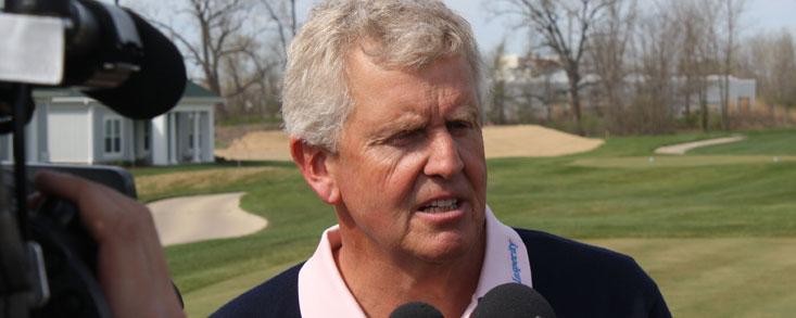 Montgomerie: �Es decepcionante lo que est� pasando con el golf en los Juegos�