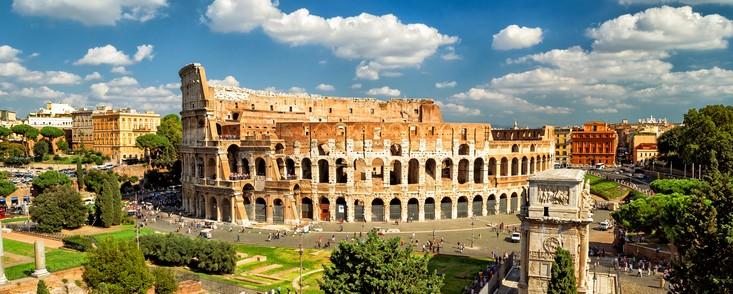 ¿Le gustaría ver la inauguración de la Ryder de 2022 en el Coliseo Romano?