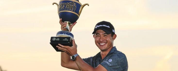 Gran victoria de Collin Morikawa que suma su primer WGC