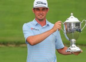 J.T. Poston se estrena en el PGA Tour ganando el Wyndham Championship