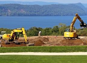La construcción de nuevos campos de golf en Andalucía tiene ante sí un futuro más alentador
