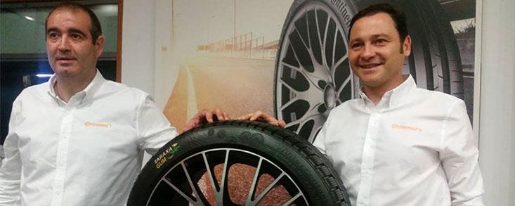 """Continental busca el neumático del futuro a través de la planta """"Diente de León"""""""