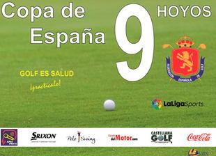 Palomarejos da el pistoletazo de salida a la III Copa de España de 9 Hoyos
