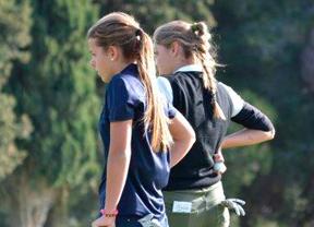 El mejor golf femenino y masculino en la Copa Andalucía