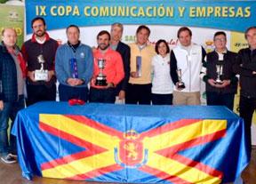 La Copa Comunicación y Empresas celebra su final tras un intenso año
