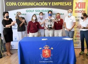 La Copa de España de Medios de Comunicación cierra la temporada 2016