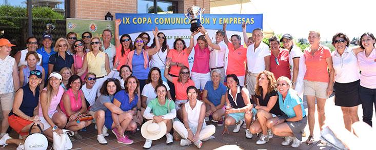 El golf femenino se fortalece con el Día Internacional de la Mujer Golfista