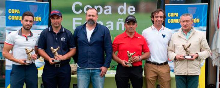 La Copa de España de 9 hoyos en Candeleda