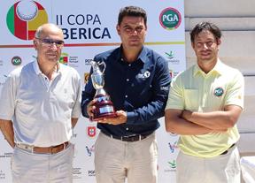 La Copa Ibérica se integra en el Seve Ballesteros PGA Tour