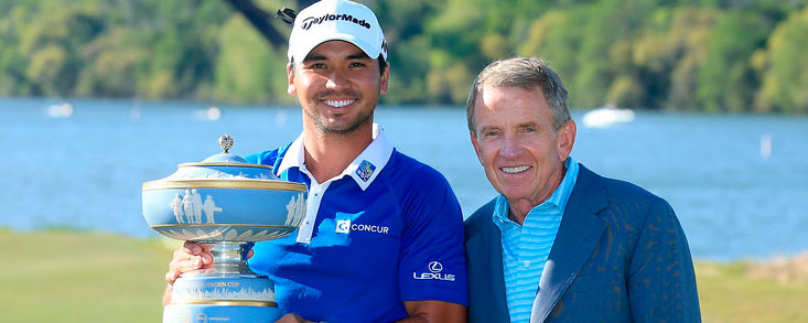 Jason Day, rey del golf, consigue su segunda victoria WGC Match Play