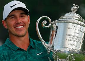 Brooks Koepka se consagra ganando el PGA Championship