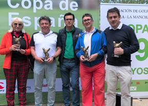 Layos acoge con éxito la Copa de España de 9 hoyos