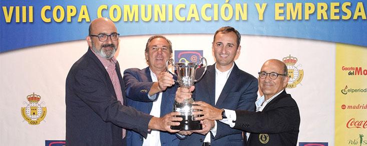 La Copa Comunicación y Empresas aterriza en Bonalba