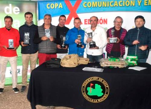 Golf Valdeluz, éxitoso punto y final a la Copa de España de 9 Hoyos