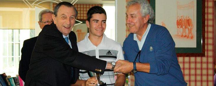 Iván Cantero se impone en la Copa de Andalucía Masculina