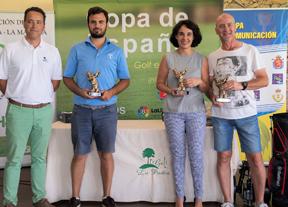 Copa de España de 9 hoyos con sabor a Mundial