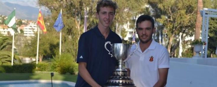 David Puig, brillante ganador en Guadalmina
