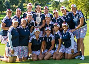 Estados Unidos retiene la Solheim Cup después de un 6-6 en los individuales