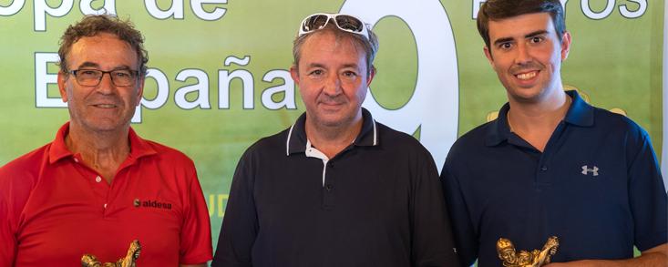Fiesta del golf en El Negralejo