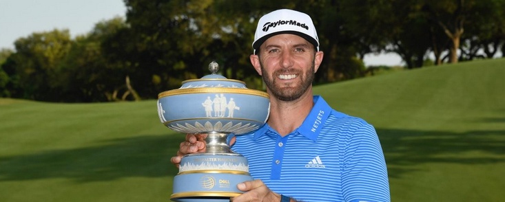 Dustin Johnson supera a Jon Rahm y consigue la victoria en una histórica final