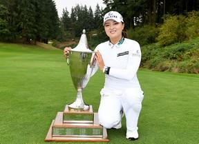 Segunda victoria de la temporada para In Kyung Kim