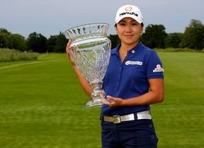 Quinta victoria para la coreana In Kyung Kim en el LPGA