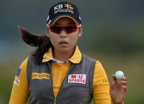 Victoria coreana y excelente cuarta posición de Carlota Ciganda
