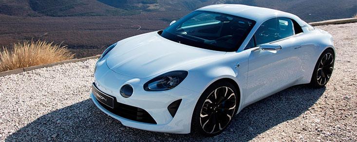 Renault rescata una leyenda: Alpine Vision