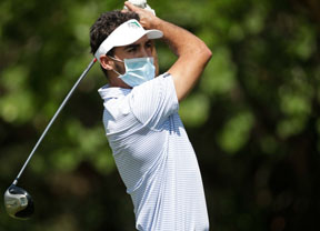 Competiciones de golf: Vuelta a la normalidad