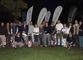 Corporate Golf brilla en el RACE